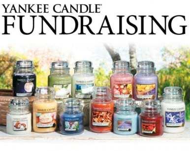 yankee candle fund raising
